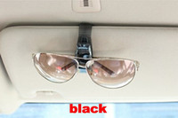 Gel 0 Fastener & Clip Auto Vehicle Car Interior Clip Holder For Glasses Business Card Tickets Portable