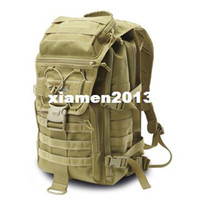 Wholesale Tactical Attack backpack military outdoor laptop bag travel waterproof backpack D CORDURA NYLON YKK ZIPPER