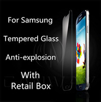 0.33 for samsung i9190 8-9h 0.33mm Premium Tempered Glass Screen Protector Anti Shatter Film Explosion-Proof for Samsung Galaxy S4 mini i9190 9190 0.33mm DHL FEDEX