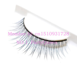 Wholesale France brand PartyQueen False eyelashes handmade boxes of false eyelash South Korea material Free of charge glue