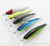 Wholesale Fishing Equipment Warped mouth bass fishing lures Fishhook A set