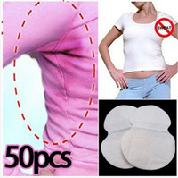 Wholesale Underarm Dress Clothing Sweat Perspiration Pads Shield Absorbing Disposable contact armpit sweat sucking pad