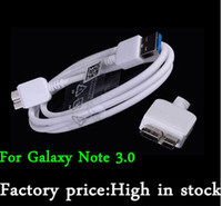 Cheap Micro USB 3.0 Data Sync 1M 3ft Charging Charger Data Cable Cord For Samsung Galaxy Note 3 III N9000