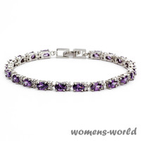 2014 high quality Alloy jewelry Zircon Bracelet, 4 colors can...