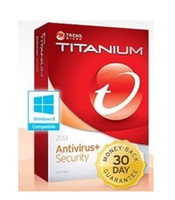 Book Home Mac 2014 Trend Micro Titanium Maxmium (and internet)Security 2014 1 Year 3PC , software only Key 50pcs