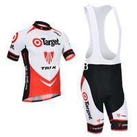 trek - 2013 TREK Team Cycling Jersey Cycling Wear Cycling Clothing and shorts bib suite TREK A