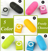 20 Speeds MP3 Wireless Remote Control Vibrating Egg Bullets ...