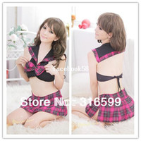 adult sexy images - lingerie Sexy Adult Girls Costume Sexy Short Skirt Suit Sexy Girl Image Skirt Dropshipping US1562