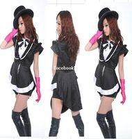 cheerleading uniforms - sweet Girlhood stage dance dress Suit Popular Cheerleading Dance Club Uniform Drop Ship US3170