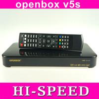 Cheap Receivers OPENBOX V5S Best DVB-S  SKYBOX F5S