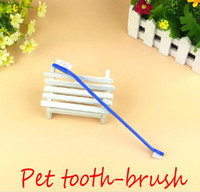 Wholesale Pet toothbrush dog toothbrush pet products dog products