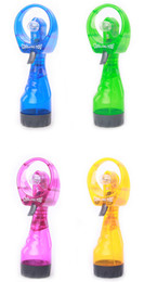Wholesale New Portable Mini Fashion Water Spray Cooling Cool Fan Mist Sport Beach Camp Travel