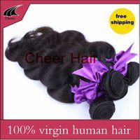 Wholesale Top Grade A Brazilian Virgin Hair Body Wave virgin unprocessed remy Queen Hair More Wavy Human Virgin Hair