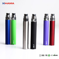 Wholesale 2013 colorful ego battery mah ego t battery electronic cigarette battery for ego t ego w F1 e cigs