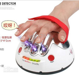 Wholesale HOT China Post Air Cool Electronic Gadget Electric Shock Lie Detector Shocking Liar