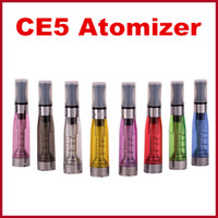 eGo CE5 Atomizer 1. 6ml Clearomizer E cigarette Cartomizer In...