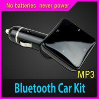 Radio Tuner   Hands Free Bluetooth Car Kit MP3 Player FM Transmitter BT891 Automotive Sound Radio Kit Remote Control Wireless Mics lupa