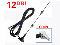 Wholesale dbi G Aerial For HUAWEI EC315 E355 E367 E3131 E353 High Gain Antenna With Crc9 Connector
