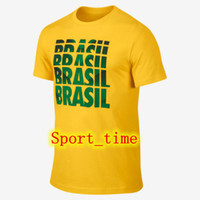 Soccer Men Short 2014 Brasil World Cup Soccer Jersey T Shirt High Quality Cheap Soccer Team Jersey Discount Soccer Uniform Kit Brand New Football Sports Wear