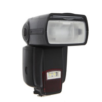 Wholesale WANSEN WS Universal LED Flash Speedlite Speedlight for Nikon Canon Olympus Pentax D3100 D5100 D DII DIII D D933