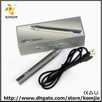 Cheap 1300mAh ego vv Best Adjustable ego v v3 mega battery ego v v3 mega battery