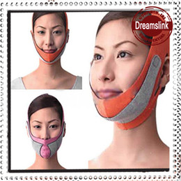 Wholesale 2014 New Women Face Massager Slimming Face Belt Reduce Double Chin Face Mask for Health