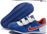 Wholesale new fashion boys and girls sport shoes children shoes