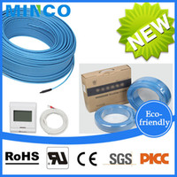 Wholesale 95m v w Twin Conductor Heating Cable