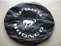 Wholesale 15 quot quot quot Brand New Ford Bronco Spare Wheel Tire Covers Protector