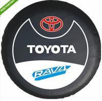 Wholesale BRAND NEW Toyota Highlander Cruiser RAV4 Spare Wheel Tire Tyre Cover Protector