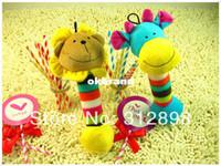 Wholesale Three Designer Cartoon Pet Dog Toys TT Sound Product