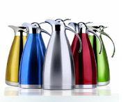 Wholesale Ovente TSS15 double wall vacuum jug carafe coffee pot vacuum flask L L L