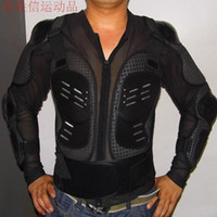 Wholesale Full body Armor Motor Motocross racing motorcycle cycling protector armour black w