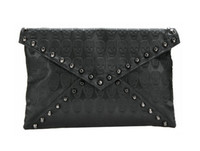 Clutch Bags Women Plain free shipping Lady Girl bags handbags women Skull Clutch Heads Envelope designer Handbag Single Shoulder Satchel