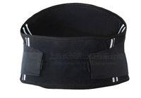 Lumbar Support   Adjustable Back Lumbar Support Brace Belt Lifting Black