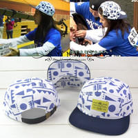 Wholesale Song Ji Hyo hat ignorant Chi Kun Nigeria flat geometric patterns along the same section of men and women flat brimmed hat hi