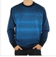 Men Cotton Polo 2014 New! Men's t-shirt long-t-sleeve shirtsO-neck tshirts