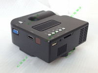 Wholesale Projection TV GM40 proyector multimedia projector video projectors full hd projector cinema tv HDMI VGA SD Mini Micro AV LED