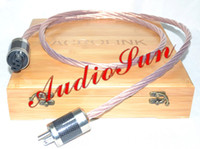 US plugs amplifier power cables - Acrolink pure copper Power cable For Tube amplifier CD Player