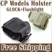 Cheap CP Models Glock Holster Flashlight Hunting Accessories Free Shipping