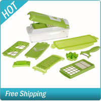 Wholesale Vegetable Fruits Nicer Dicer Food Slicer Cutter Containers Chopper Chop Potato Peelers