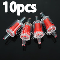 airline check valve - 10pcs One Way Non Return Check Valve Aquarium Co2 System Air Pump Airline New dandys
