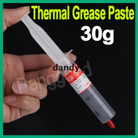 Wholesale New g Grey Thermal Grease Paste Compound Silicone For CPU Heatsink Heat Sink dandys