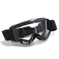 Wholesale Sport Snow Ski ATV Motocross Motorcycle Eyewear Lens Off road Quad Bike Bicycle Helmet Goggles Glasses dandys
