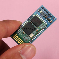 Wholesale Slave HC Wireless Bluetooth Transceiver RF Master Module Serial For Arduino dandys