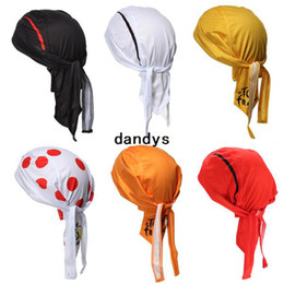 Wholesale 2013 New Cycling Bicycle Bike Outdoor Sports Bandana Hat Cap Styles dandys