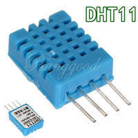 arduino temperature - 10pcs DHT11 Digital Temperature Humidity Sensor Moudle Probe For HVAC Arduino pins dandys