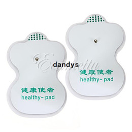 Wholesale pair Electrode Adhesive Pads Slimming Massager for Tens Acupuncture Digital Therapy Machine dandys