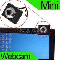 Wholesale New Mini Mega Pixel USB HD Video Camera Webcam Web Cam For PC Laptop Computer dandys