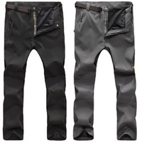 Wholesale 2014 Brand New Men s JWK Softshell Fast Dry Tactical Trousers Outdoor Sports Rock Climbing Fly Fishing Skiing Hike Multi Pocket